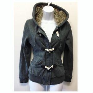 Roxy   Fur Hood Fitted Warm Jacket from Roxy EUC